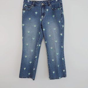Lilly Pulitzer Jeans Sz 6  Hot Air Balloon